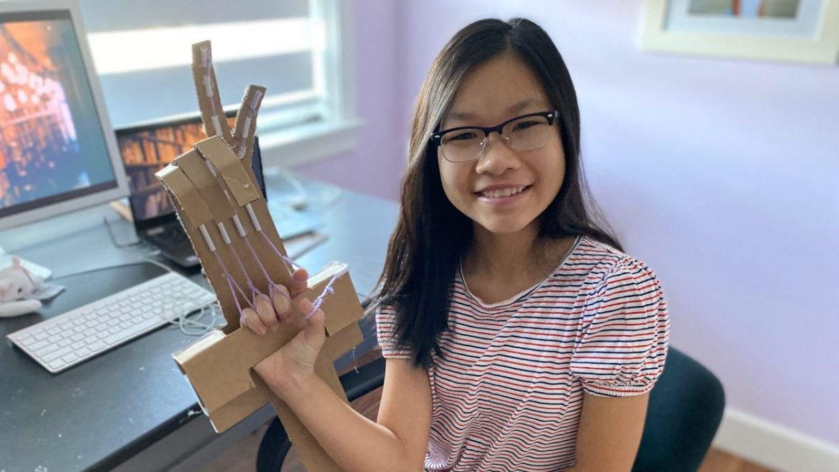 Science Students Get Creative to Make Skeleton Models Come to Life