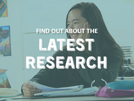 Find out about the latest research