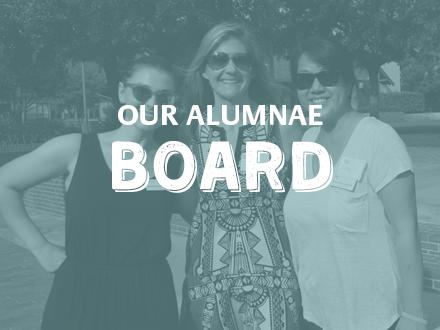 Our Alumnae Board