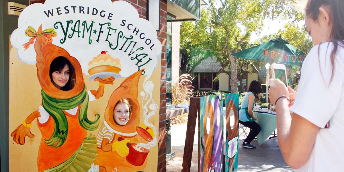 Westridge Virtual Yam Festival