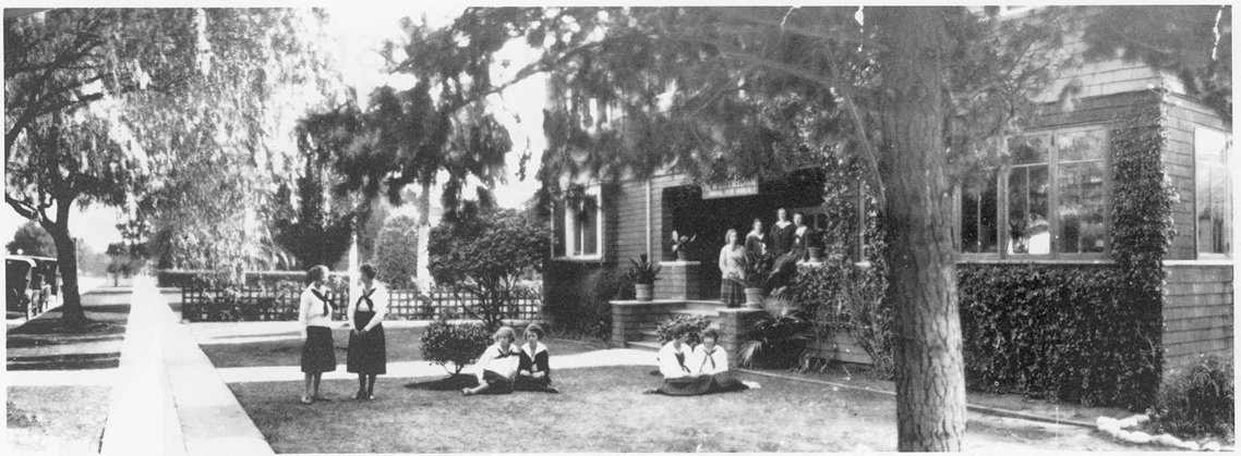 Madeline Drive historic photo